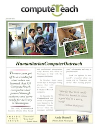 Jan 2011 Computer Reach Newsletter_thumb