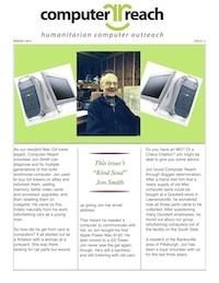 Spring 2014 Computer Reach Newsletter_thumb