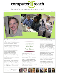Winter 2013 Computer Reach Newsletter-thumb
