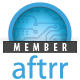 AFTRR.org Member Badge